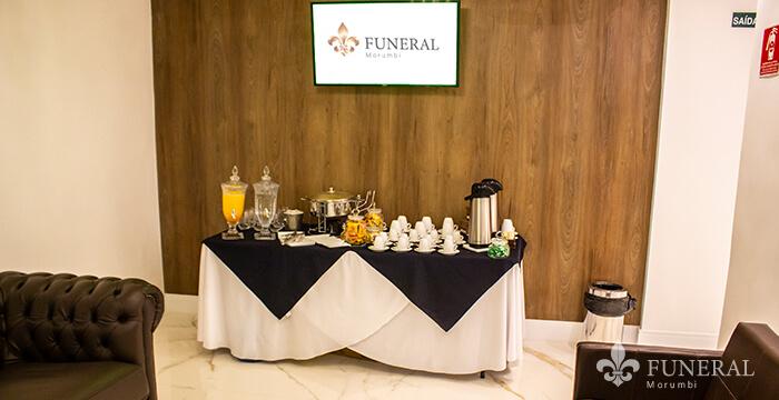 Funeral Morumbi - Coffee Break