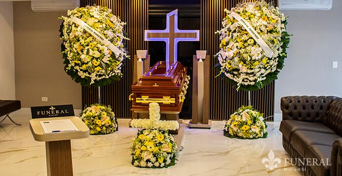 Funeral Morumbi - Sala de Velório