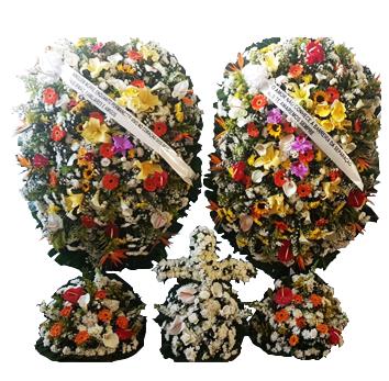 Coroa de Flores - Funeral Morumbi